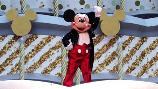 Happy Birthday Mickey Mouse - Mickey's 90th Spectacular