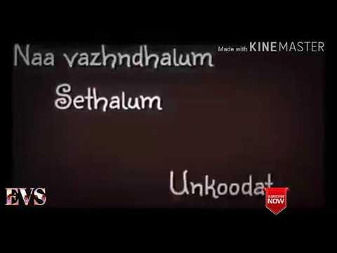 Thappusenja thayavu seidhu mannichiru di tamil lyrics in what's app status