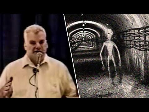 Murdered CIA Agent Warned Us Of Underground Alien Bases & Abductions