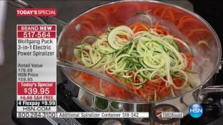 HSN   Chef Wolfgang Puck 02.11.2017 - 11 AM