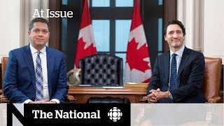 Trudeau meets with opposition leaders | At Issue