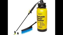 Is it crap? Streetwize Portable Power (pressure) Washer 8L Touchless