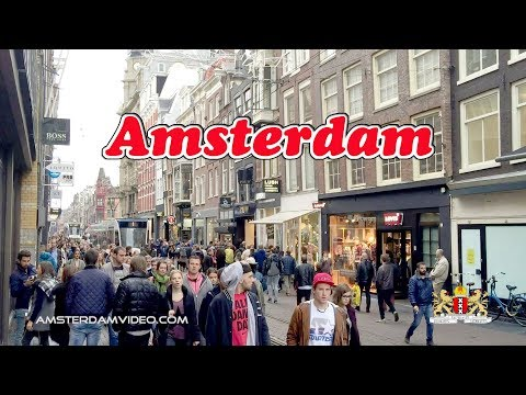 Movies, Food And An Amsterdam Walk • 11.7.15 • Day 1657