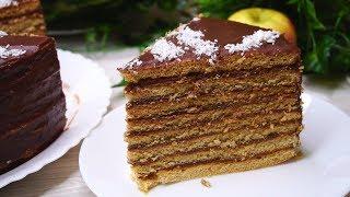 """Торт """"Фирменный"""".  Любимый и безумно вкусный, Ела бы и Ела!"""