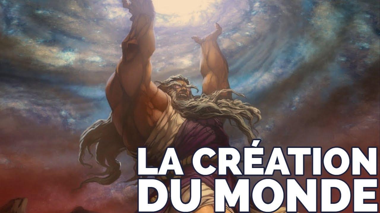Download La Création du Monde et les débuts des Dieux Grecs (Mythologie Grecque)