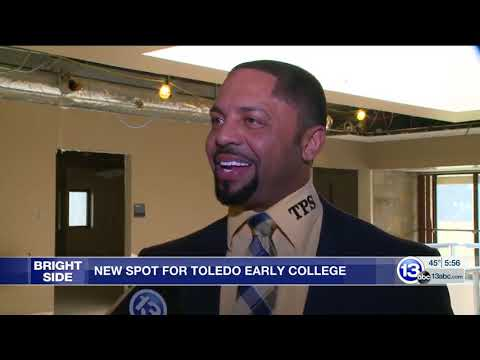 UT, TPS Partner on New Location for Toledo Early College High School