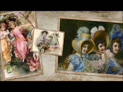 фото старинные открытки