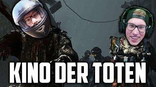 Black Ops: Zombies Kino Der Toten w/ Yarasky, Sandy & Jordy
