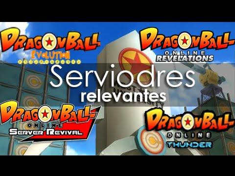 Servidor Relevantes | DBO Thunder, Revelation, Global y Evolution