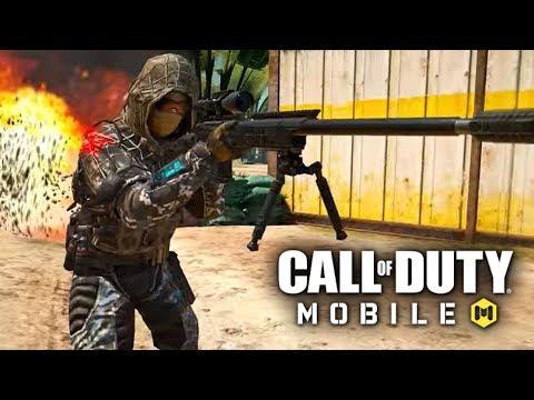 Call of duty mobile Советы для игры снайпером