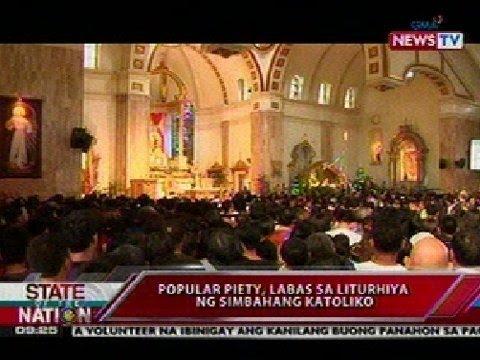 Popular piety