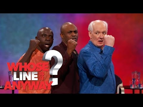 Oh Yeah! - Scenes From A Hat | Whose Line Is It Anyway?