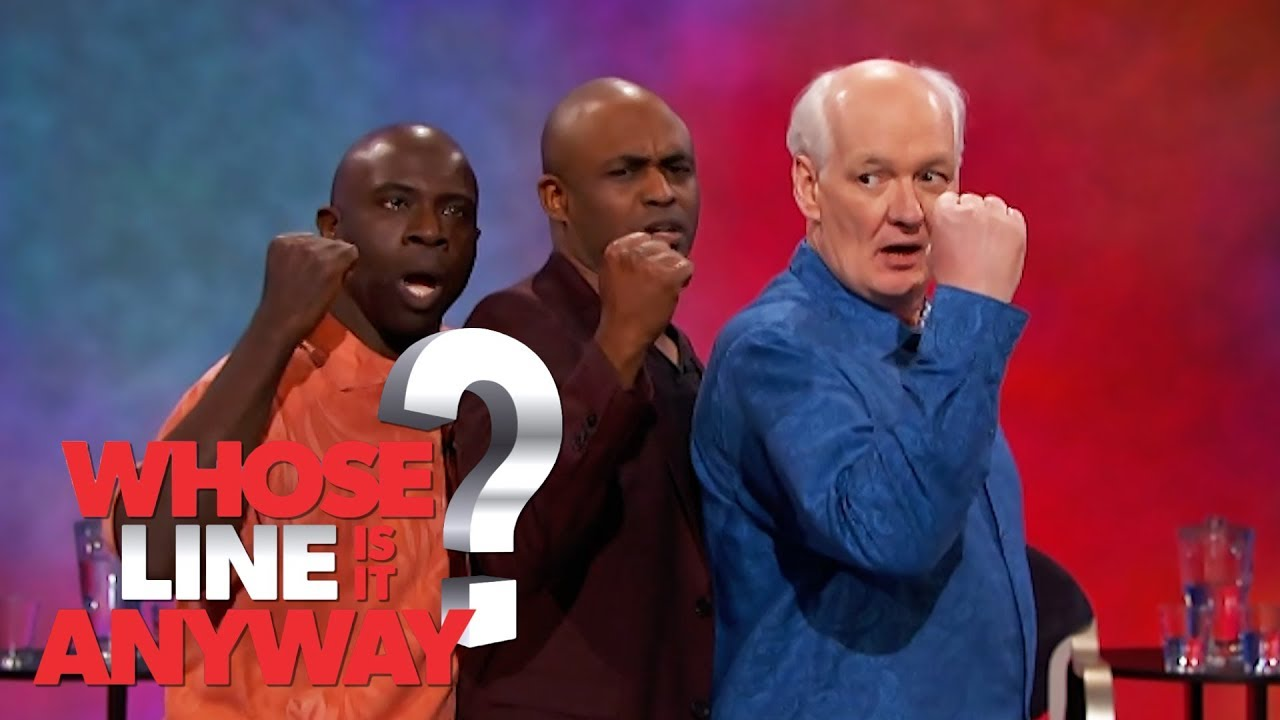 oh yeah scenes from a hat whose line is it anyway. Black Bedroom Furniture Sets. Home Design Ideas