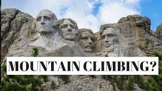 CAN YOU CLIMB MOUNT RUSHMORE?