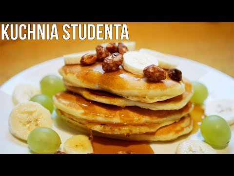 Pancakes Za 4zł Kuchnia Studenta 26 Youtube
