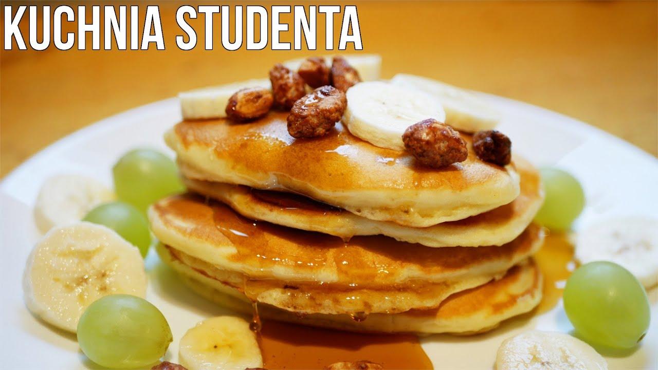 Pancakes Za 4zł Kuchnia Studenta 26