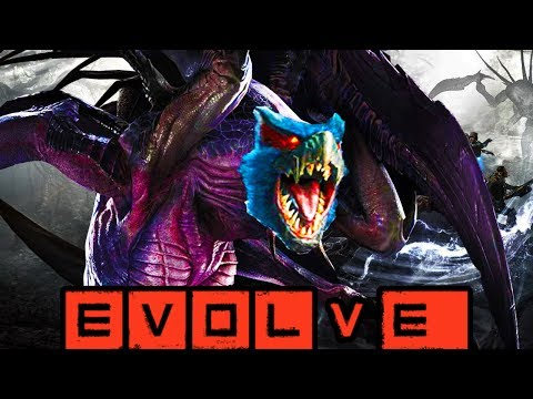 THE NEXT EVOLVE!? Evolve Gameplay Walkthrough Stage 2 (PC 1080p 60fps)