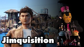 Shenmue Is The Waterworld Of Videogames (The Jimquisition)