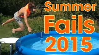 Best Summer Fails Compilation 2015 // DailyFails