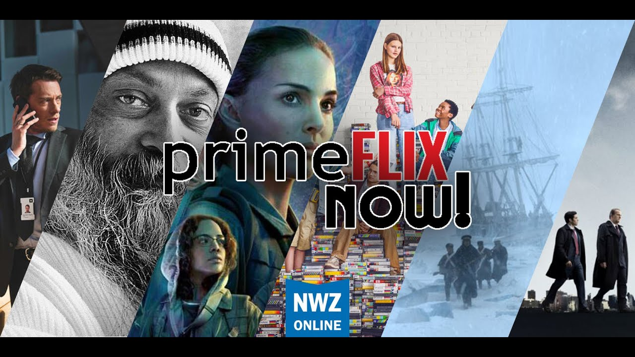 Download PrimeFlix NOW! Ep.8: The Terror, Auslöschung, Everything Sucks, The Looming Tower, Requiem, Occupied