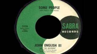 John English III and the Heathens - Some People