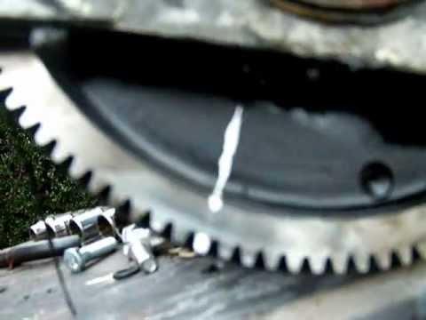 Ford Ranger Diesel >> idi pump gear timing - YouTube
