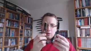 Fountain Pen Shootout #46: Pelikan M800 vs. Montblanc 146