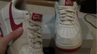 NIKE AIR FORCE 1 REVIEW: BEST SHOES EVER MADE