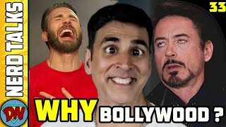 Why Bollywood Cant Make a Movie Like Avengers ? | Nerd Talks Ep 33