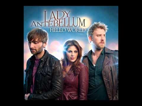 Lady Antebellum - Hello World