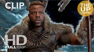Black Panther new clip official: We Are Vegetarians