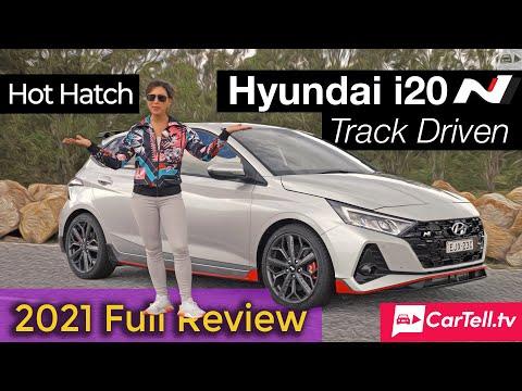 Hyundai i20 N review 2021 | Australia