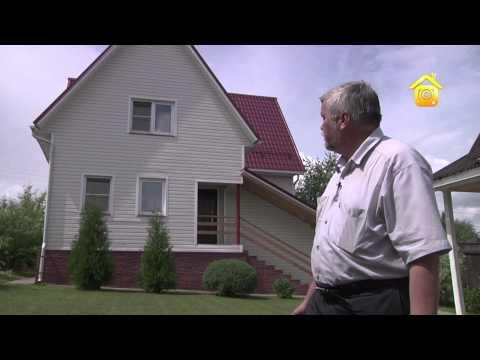 Компактный бюджетный дом. Проект и особенности строительства  // FORUMHOUSE