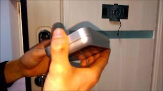 видео Как выбрать глазок для входной металлической двери
