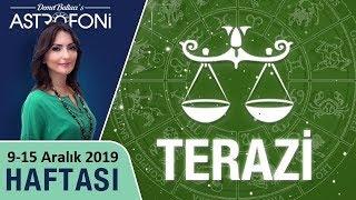 TERAZİ Burcu 9 15 Aralık 2019 HAFTALIK Burç Yorumları, Astrolog DEMET BALTACI