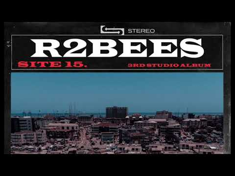 R2Bees - Straight From Mars feat. Wizkid (Audio Slide)