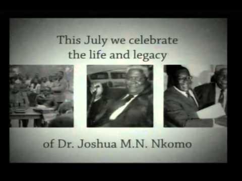 Joshua Mqabuko Nkomo 1917 - 1999