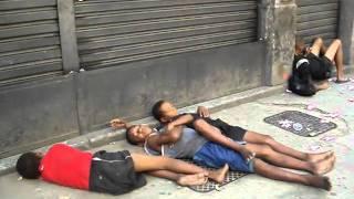 meninos de rua no rio