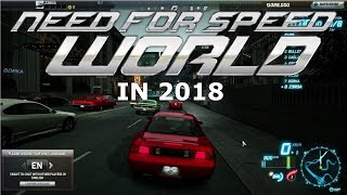 NEED FOR SPEED WORLD IN 2018?