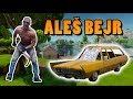Aleš Bejr hraje Fortnite: Battle Royale