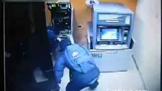 Very Fast ATM Theft