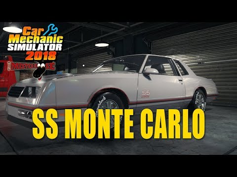 Car Mechanic Simulator 2018 | SS Monte Carlo part 2