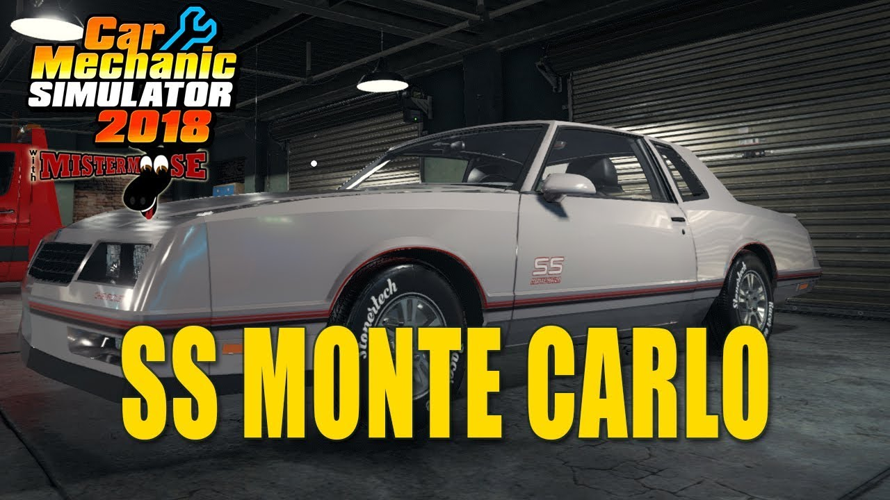 Car Mechanic Simulator 2018  SS Monte Carlo part 2  YouTube