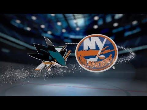 San Jose Sharks vs New York Islanders (0-4) – Oct. 8, 2018 | Game Highlights | NHL 2018