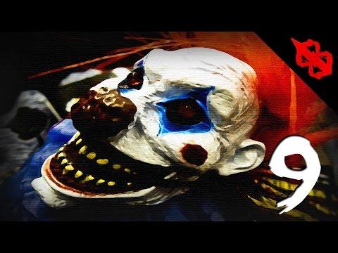 9 Scary True Stories - Clown Sighting Stories, Break in Story, Doppleganger Story,