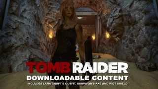 Lara Croft/TOMB RAIDER Gear -- LIGHTNING RETURNS: FINAL FANTASY XIII