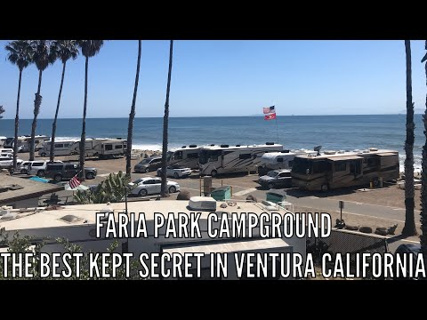 Faria Park Campground The Best Kept Secret In Ventura County California