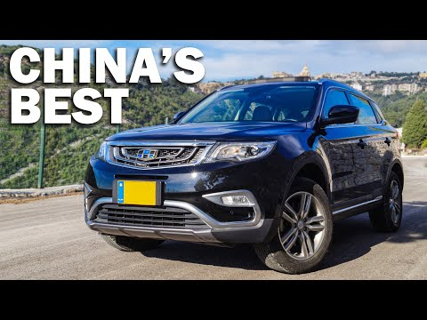 Review: NEW Geely Emgrand X7 Sport 4WD | China's Best Luxury SUV?