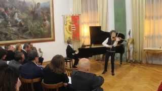 2° CONCORSO EUROPEO DI ESECUZIONE MUSICALE JACOPO NAPOLI - serata finale