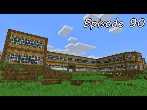 Minecraft เอาชีวิตรอด - Episode 90 - พิพิธภัณฑ์เสร็จแล้ว